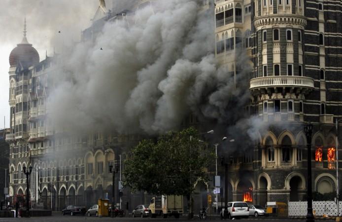 26/11 mumbai attack terror pakistan hafeez sayeed jem let india china launchpad strikes surgical strike support black money demonetisation taj hotel trident cafe leopard modi sharif pm pmn bjp congress
