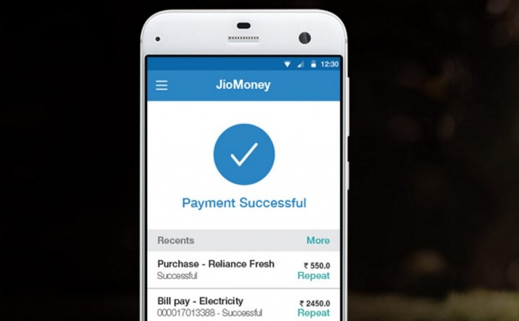 Reliance JioMoney