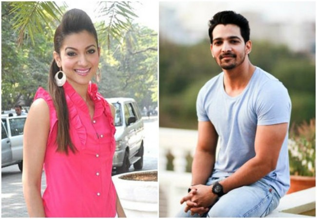 Harshvardhan Rane and Gauahar Khan