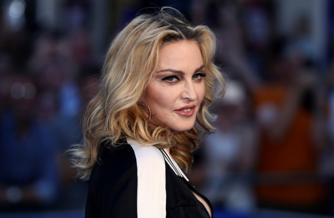 Madonna's music banned by Texas radio