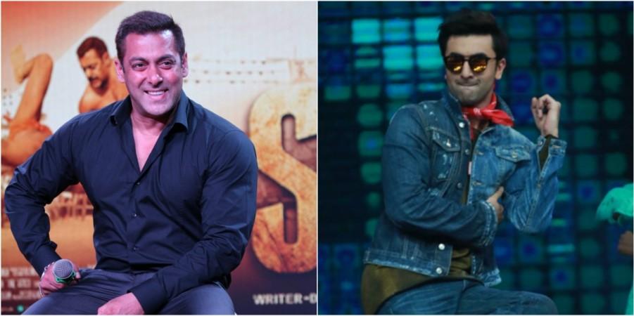 Salman Khan, Ranbir Kapoor