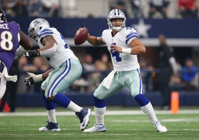 Dak Prescott Dallas Cowboys