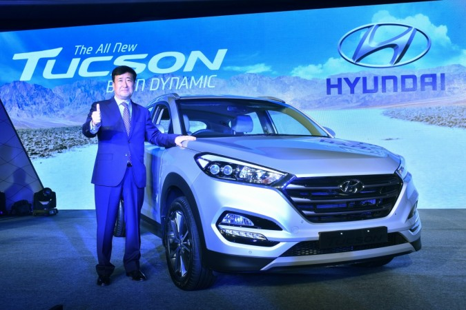 Hyundai Tucson garners over 200 bookings in India