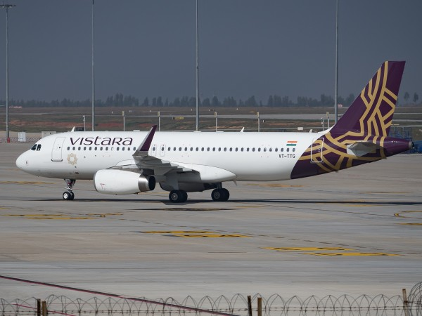 Vistara to start overseas flights
