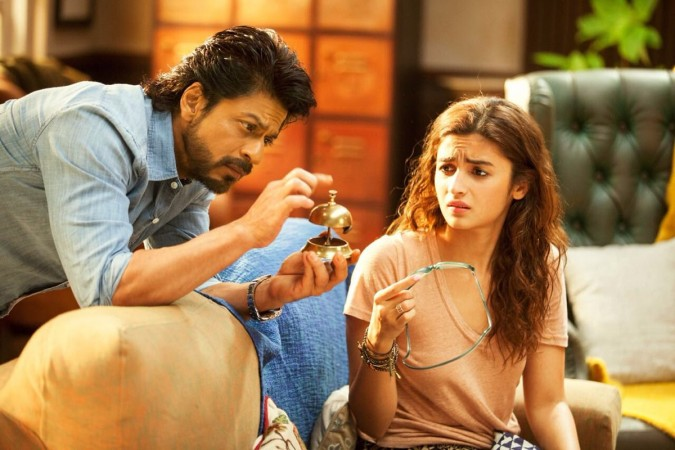 Check out Shah Rukh Khan and Alia Bhatt's Dear Zindagi US box office collection report