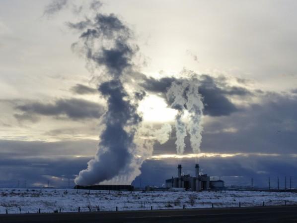 Calgary Coal Plant