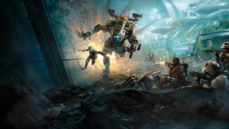EA Reveals Titanfall 2 Multiplayer Trial Which Begins This Week