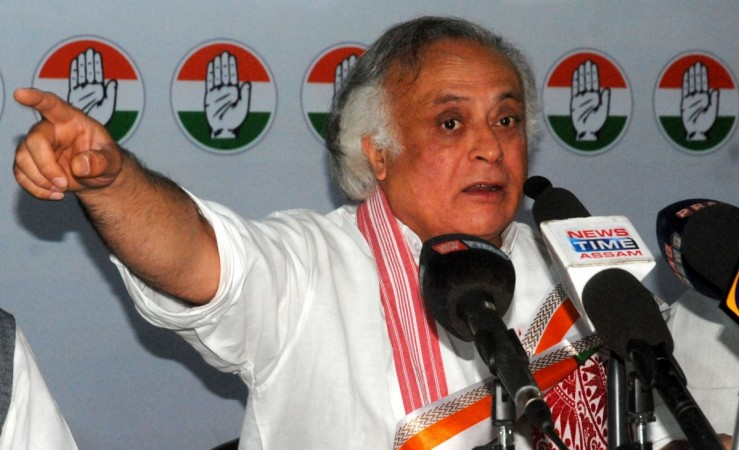 Jairam faces Congress ire over remark saying party facing 'existential crisis'