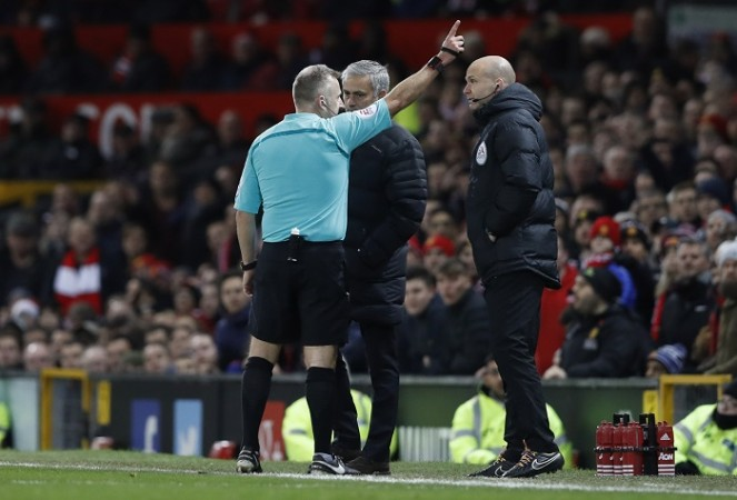 Jon Moss Jose Mourinho Manchester United