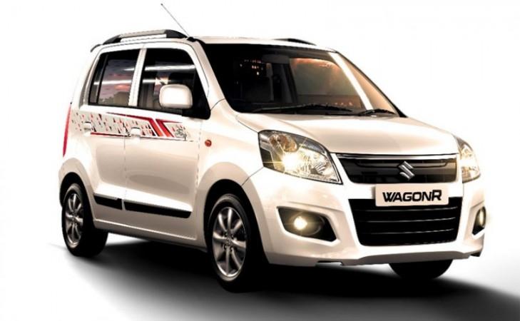 Maruti Suzuki Wagon R Felicity limited edition