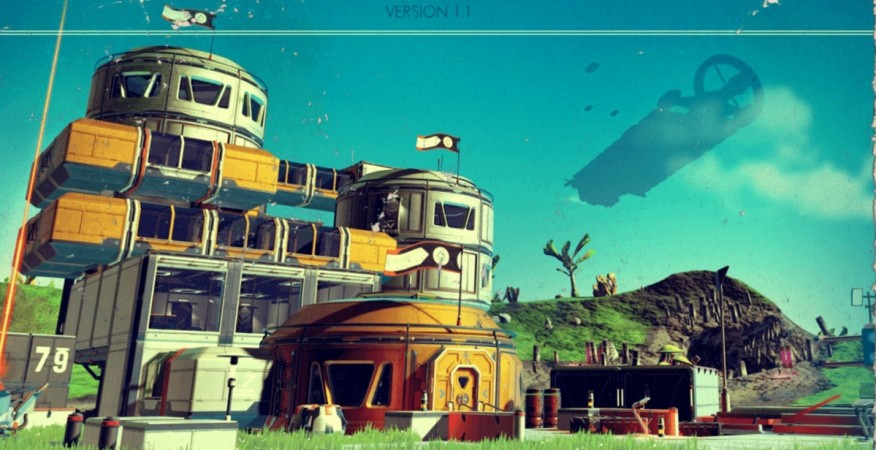 Much-expected Foundation update to No Man's Sky now more widely live to PS4 and PC gamers across the world