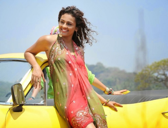 Actress Seerat Kapoor