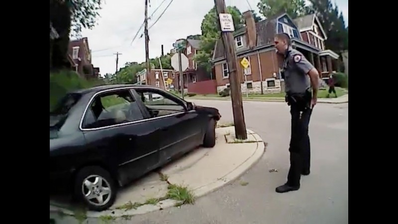University of Cincinnati police officer Ray Tensing