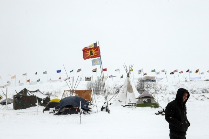 standing rock reservation
