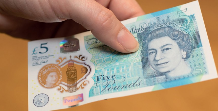 British Currency Contains Animal Fat, And Vegans Aren't Pleased