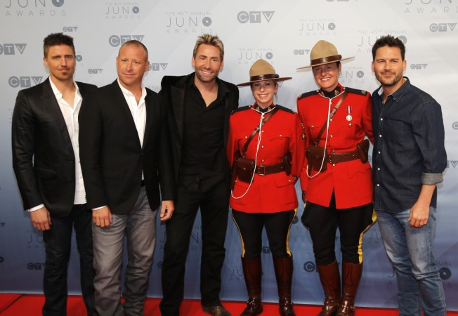 Kensington police threaten to subject drunk drivers to Nickelback