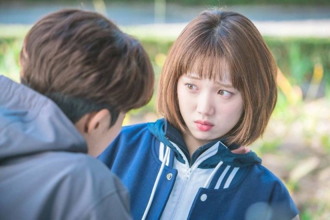 Image result for bok joo weightlifting fairy