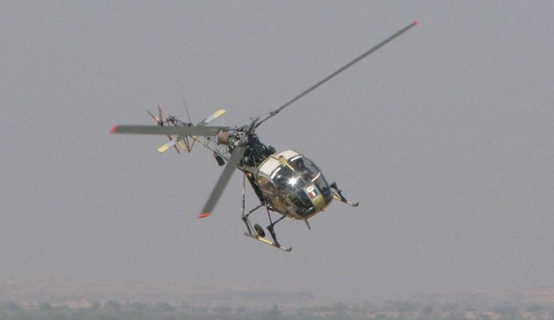 Cheetah Helicopter