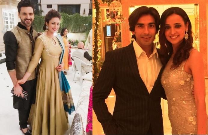 TV Celebs Who Got Hitched In 2016 Divyanka Tripathi Vivek Dahiya Sanaya Irani Mohit Sehgal And Others