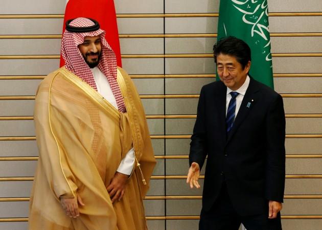 Saudi Deputy Crown Prince Mohammad bin Salman