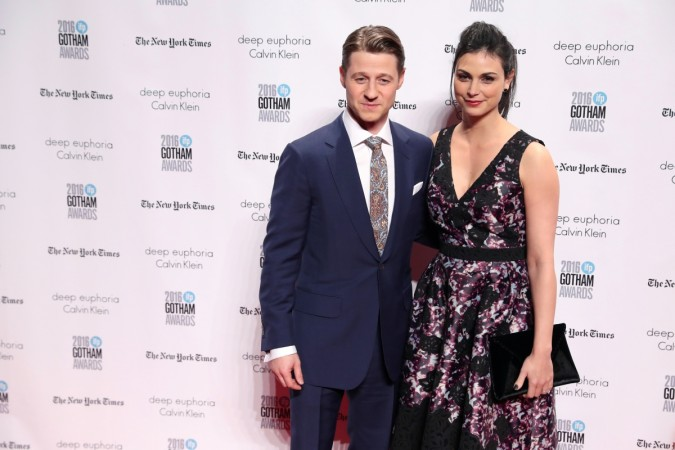 Ben McKenzie And Morena Baccarin Get Engaged Months After Welcoming Daughter