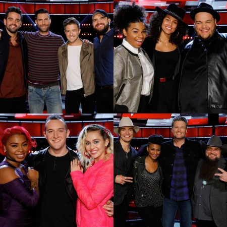 """The Voice"" Season 11 (USA) 2016"