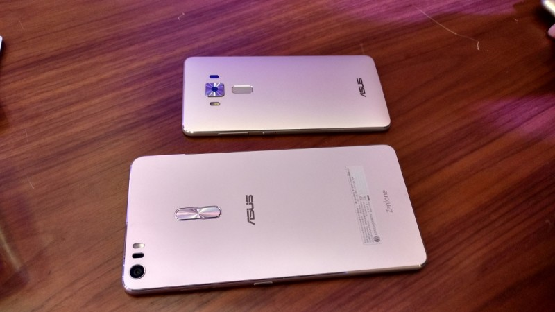 Asus releases power-packed Zenfone 3 Deluxe, Ultra in India; price, specifications
