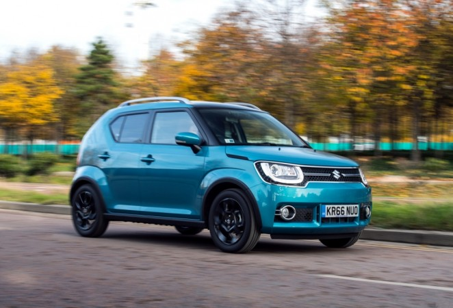suzuki ignis gets 3 stars in euro ncap crash test safety pack version gets 5 stars. Black Bedroom Furniture Sets. Home Design Ideas