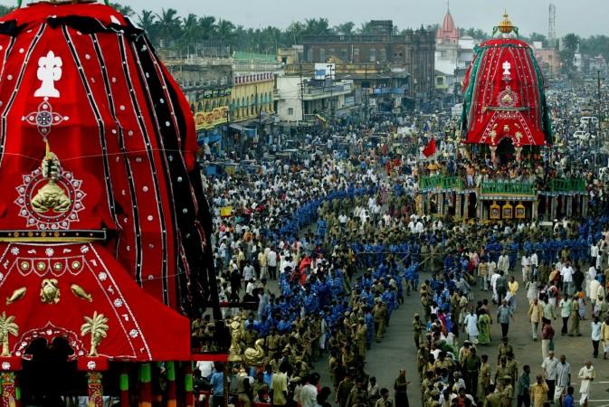 digital demonetisation modi sbi pos donation temple lord jagannath hundis arundhati bhattarcharya