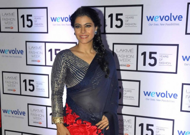 Kajol served the beef pepper water dish in Friend's restaurant