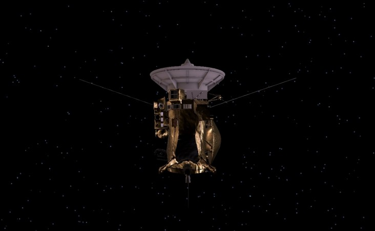 NASA's spacecraft Cassini