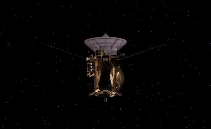 NASA's spacecraft Cassini