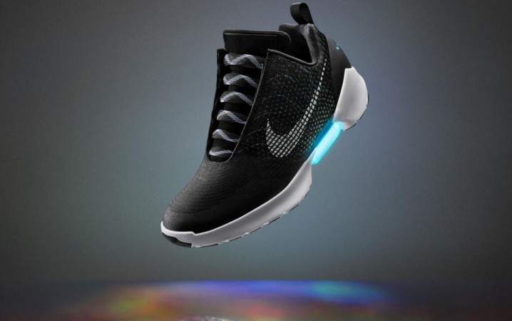 Nike's 'Back to the Future'-inspired shoes HyberAdapt 1.0 goes on sale