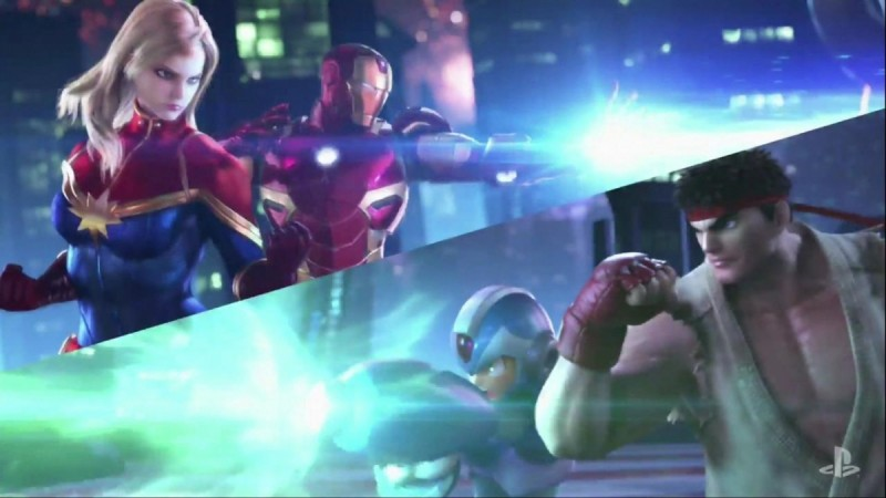 Marvel vs Capcom Infinite Announced, Brings Captain Marvel to the Battle