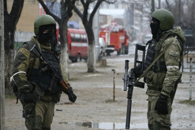 Russian forces kill ISIS affiliate leader in Dagestan