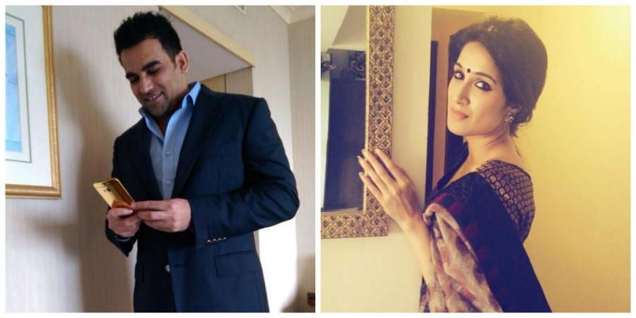 Is Zaheer Khan in a relationship with Bollywood actress Sagarika Ghatge?