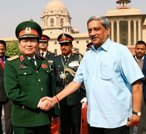 India, Vietnam boost defence ties