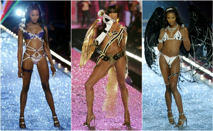 Naomi Campbell Victorias Secret 2006 Watch Victoria's Secre...