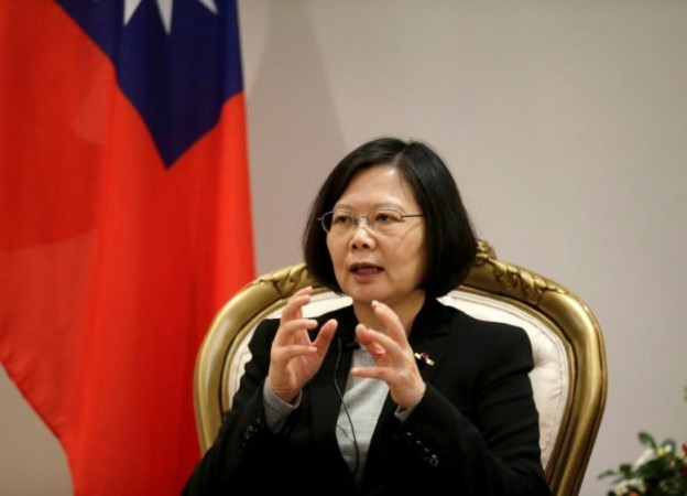 China Lodges Protest With India Over Visit by Taiwan Legislators