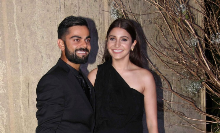 Virat And Anushka Are Planning To Open A Restaurant Together?