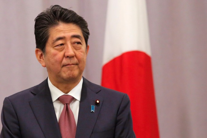 Japan's Abe calls snap election