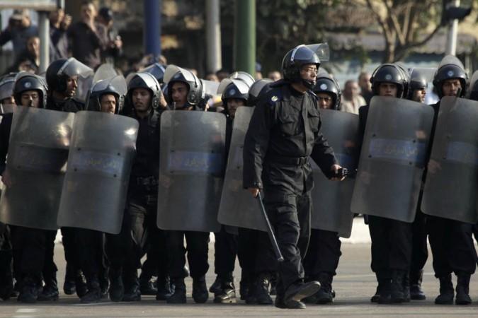 Egypt police
