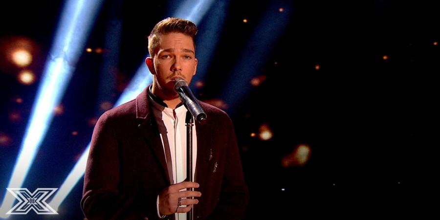 Waiter Matt Terry lifts X Factor crown