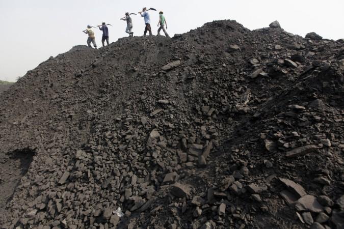 coal india results q2 net profit sales down