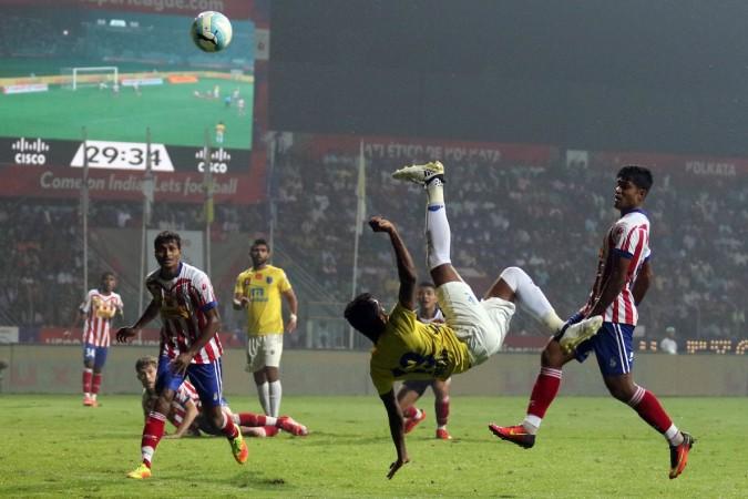 ATK Kerala Blasters ISL KreedOn