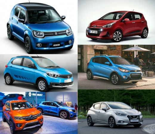 upcoming hatchbacks in 2017 these 10 new cars will shake up the bestselling car segment of india