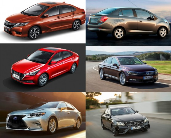 Upcoming Sedans Compact Sedans In Models Are Waiting To