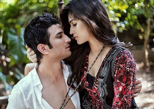 Sushant shares 'Special Bond' with Kriti Sanon