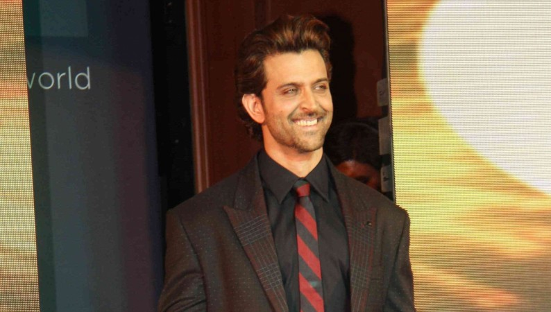Hrithik Roshan, highest advance taxpaying actor