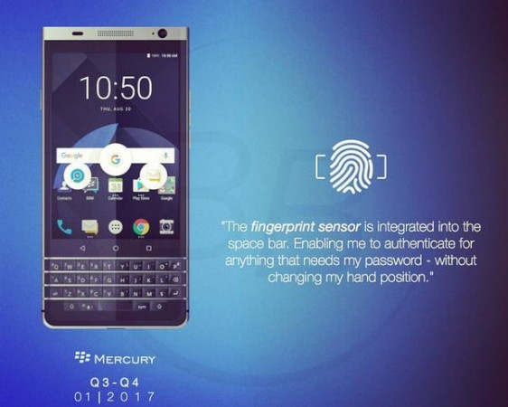 CES 2017: TCL will announce new BlackBerry smartphones
